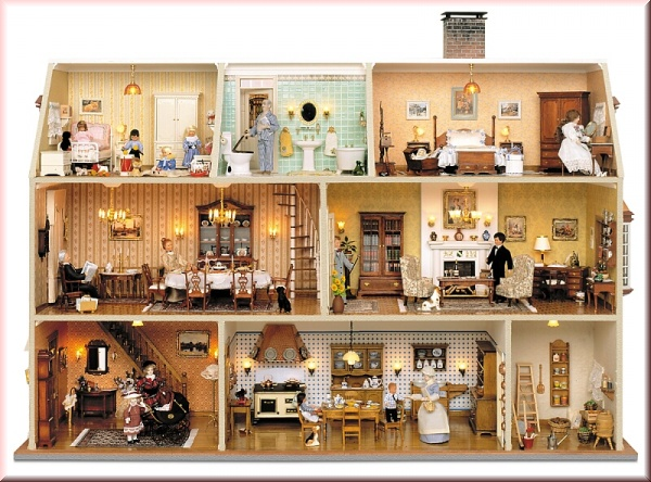 nicky 39 s puppenstube die welt in miniatur. Black Bedroom Furniture Sets. Home Design Ideas